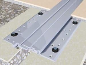 profile de dilatatie din aluminiu